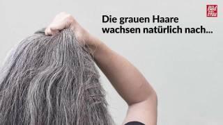 Graue Haare Die Besten Pflege Tipps Gegen Das Färben Bildderfraude