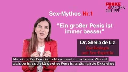Gut frauen penisgrösse welche finden Penisgröße: Was