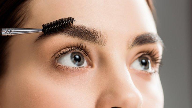 Perfekte Augenbrauen dank Soap Brows