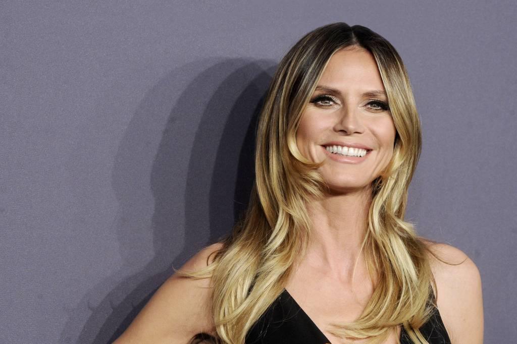 Heidi Klums Beauty Geheimnis Für Haut Haare Und Figur Bildderfraude