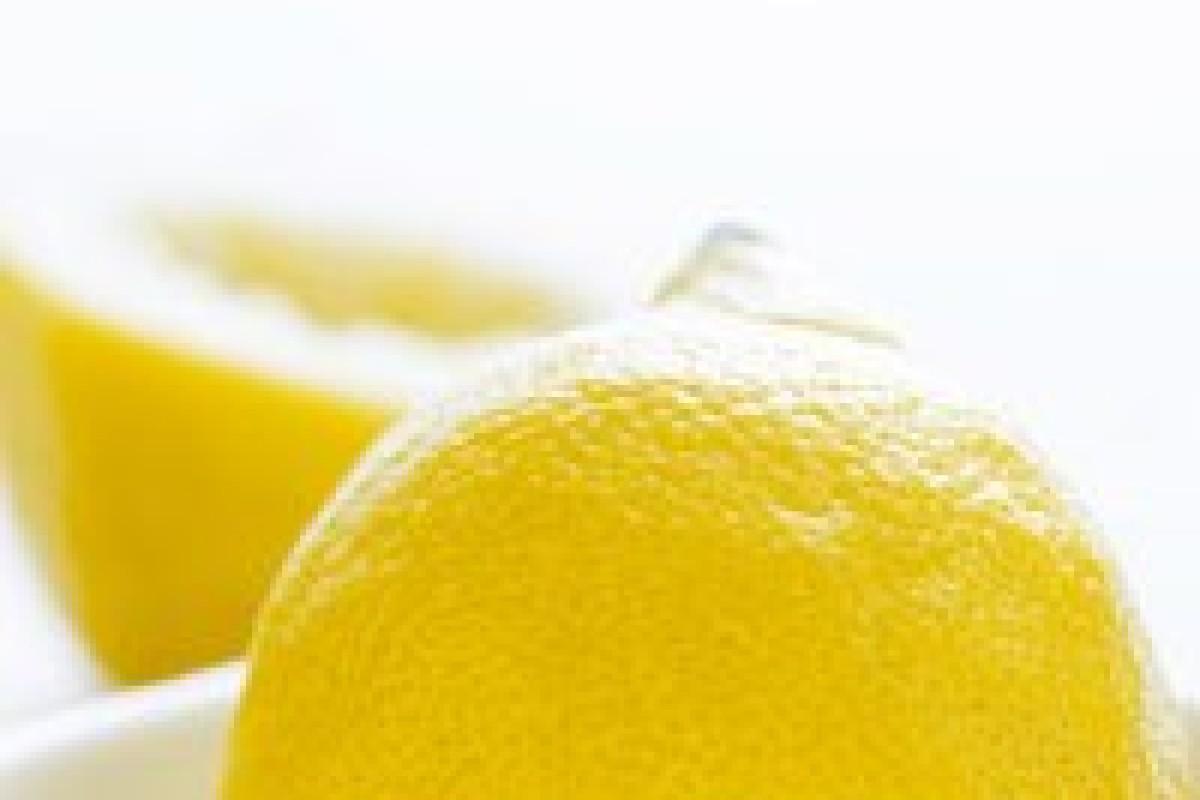 Abnehmen in einer Woche Zitronendiät