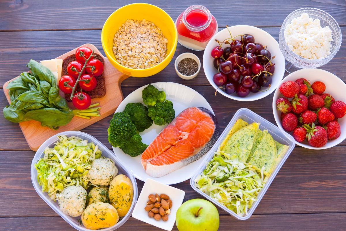 Mahlzeiten zur Gewichtsreduktion ohne Gemüse