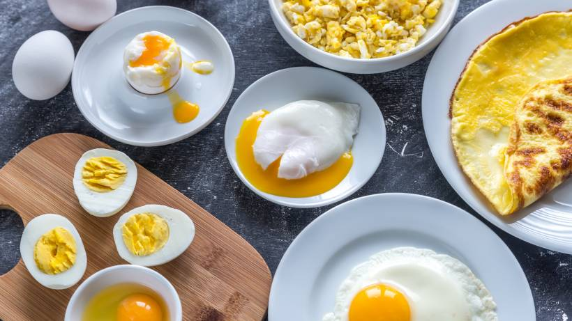 Eier Diät In 2 Wochen 9 Kilo Abnehmen Bildderfrau De
