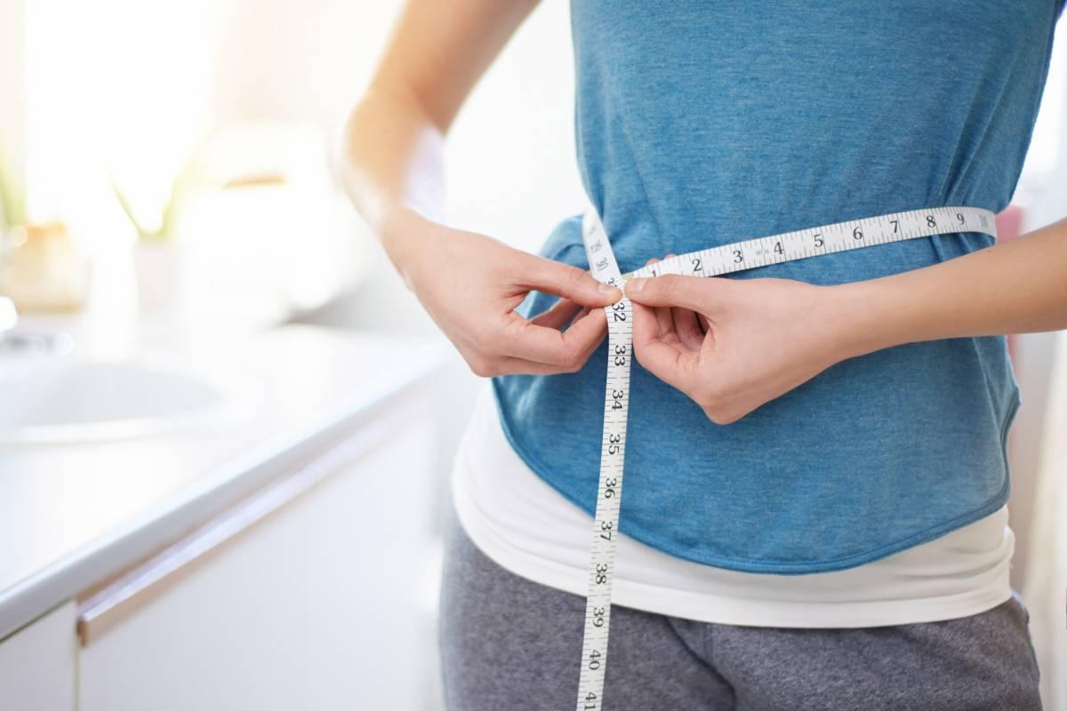 Effektive Diät, um 40 Kilo zu verlieren