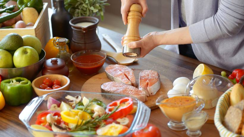 Frühstück, das Ihnen beim Abnehmen hilft