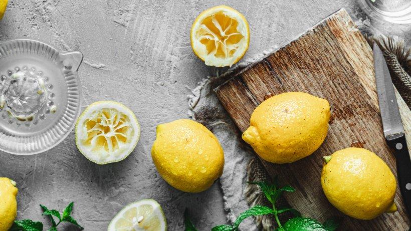 Gesund abnehmen mit der Zitronendiät?