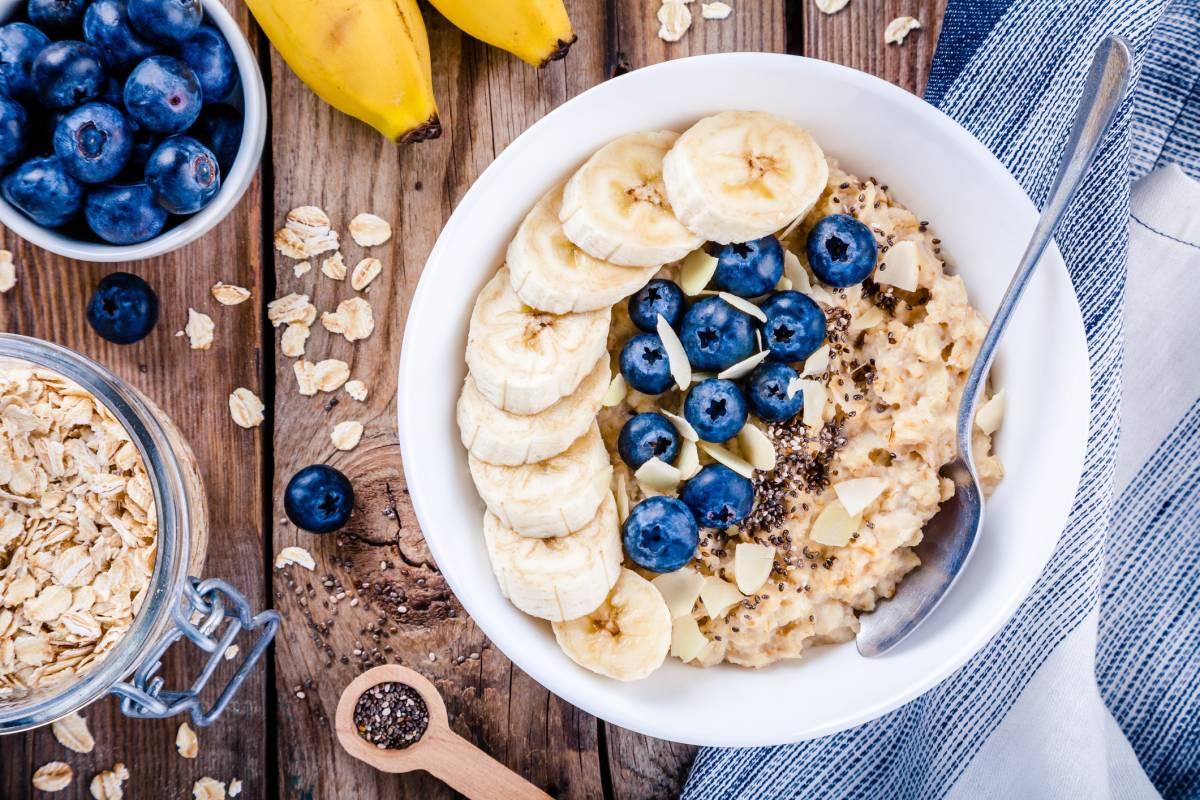 Rezepte zum Abnehmen von Haferflocken zum Frühstück