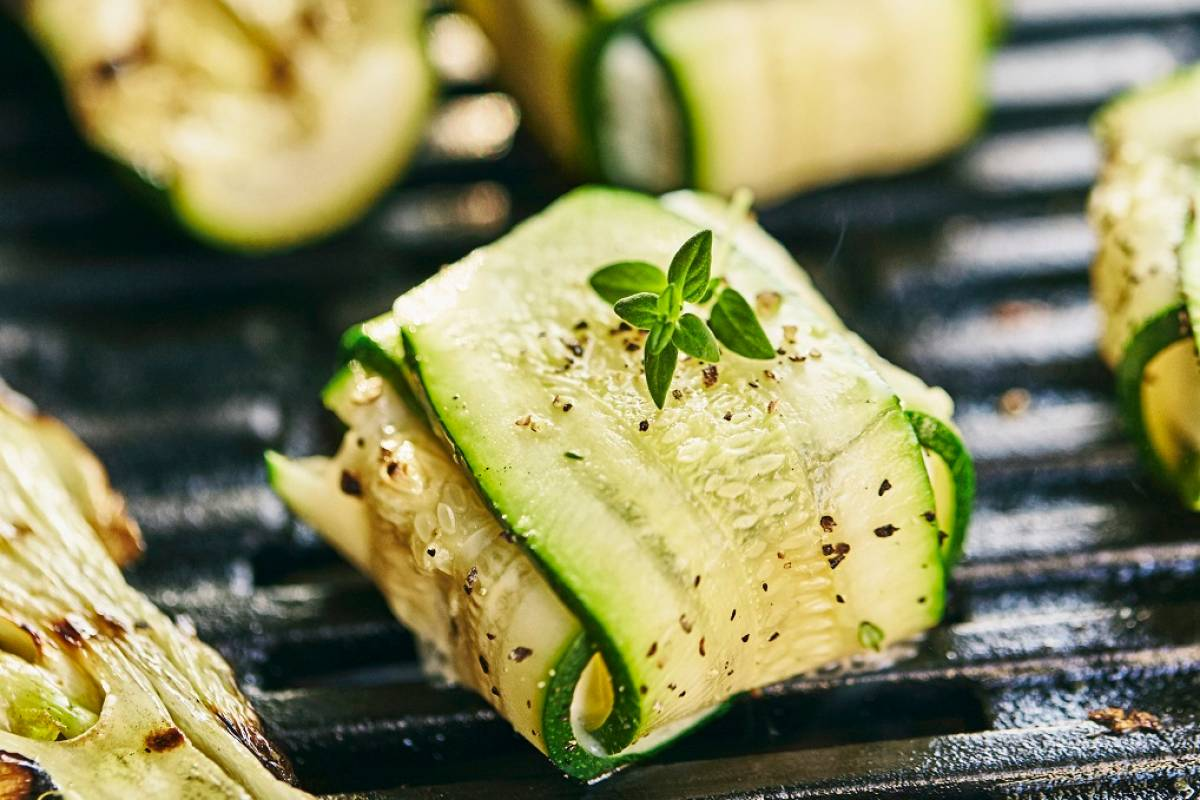 Rezept schweinefilet zucchini feta