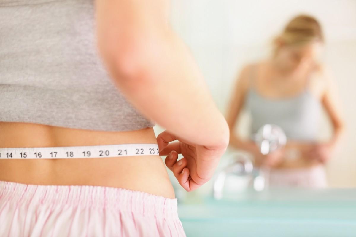 Hausmittel, um 3 Kilo in einer Woche zu verlieren