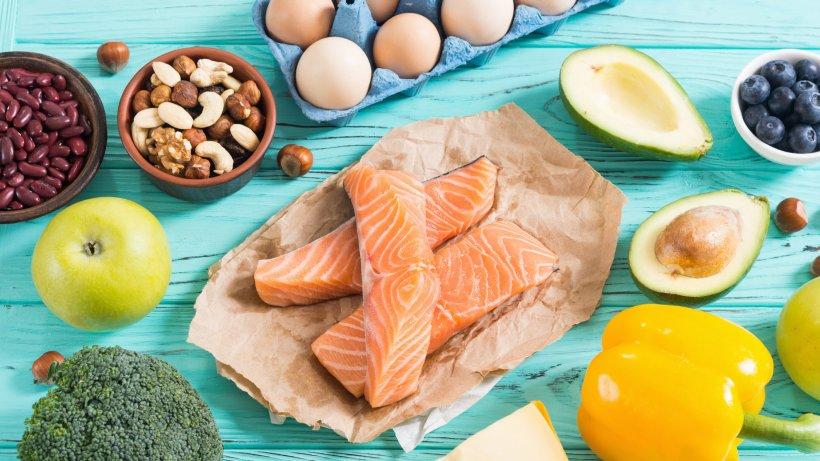 Diese Lebensmittel sind gut für die Schilddrüse