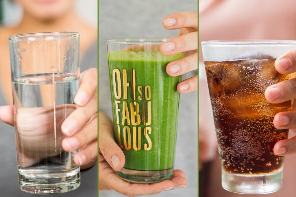 Kalorien in Getränken: Kalorienvergleich und Kalorientabelle ...