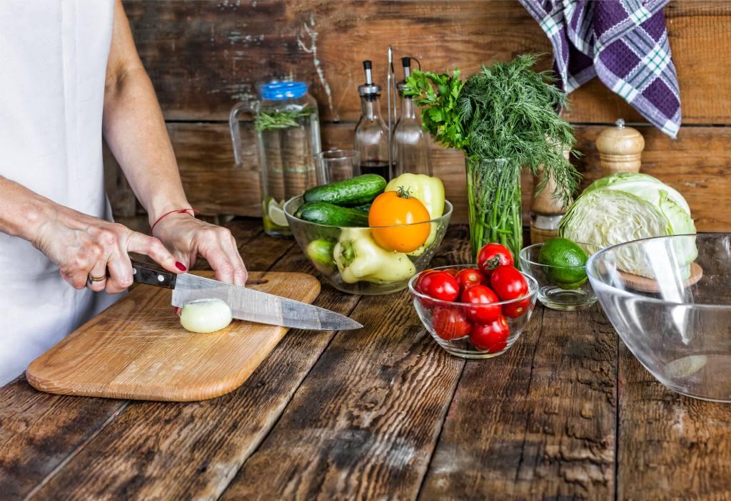 Wieviele Kalorien Hat Salat Die Sorten Im überblick Bildderfraude