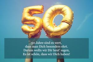 L 50 Geburtstag Spruche Die Besten 2020 Fur Frauen Manner
