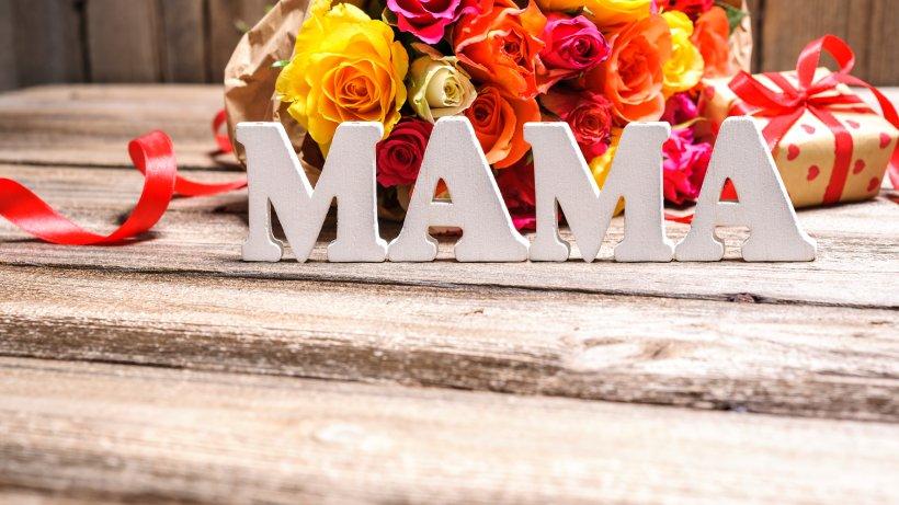 Muttertagsgeschenke selber basteln bild der frau - Muttertagsgeschenke selber basteln ...