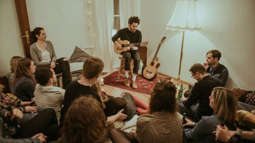 SofaConcerts: Wohlfühl-Konzerte Im Eigenen Wohnzimmer