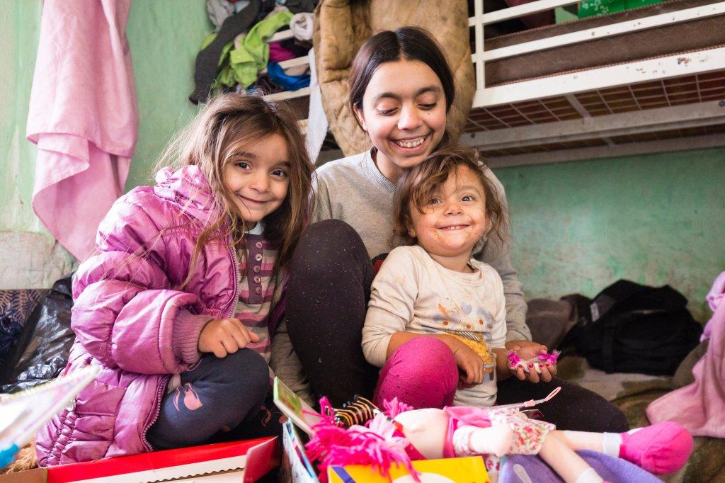 Weihnachten im Schuhkarton: Kindern eine Freude bereiten - Bild der Frau
