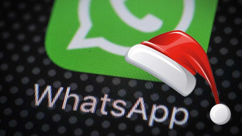 Weihnachtsmann Whatsapp Spiel