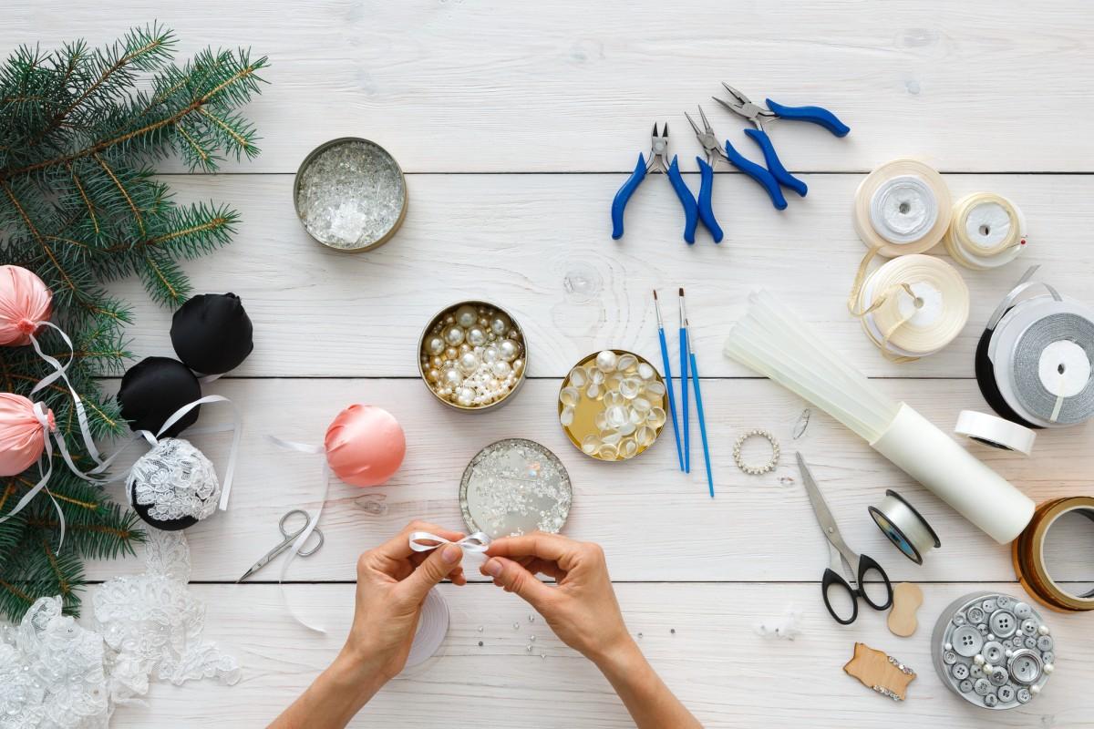 Suche Schöne Weihnachtsdeko.Weihnachtsdeko Basteln Die Schönsten Bastel Ideen Bildderfrau De