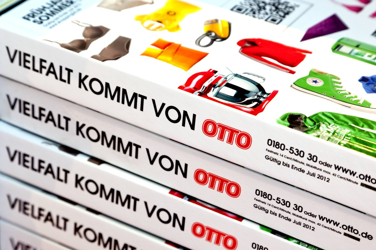 7c4e615a02ebe Otto-Katalog: Darum wird der Bestellkatalog eingestellt - bildderfrau.de