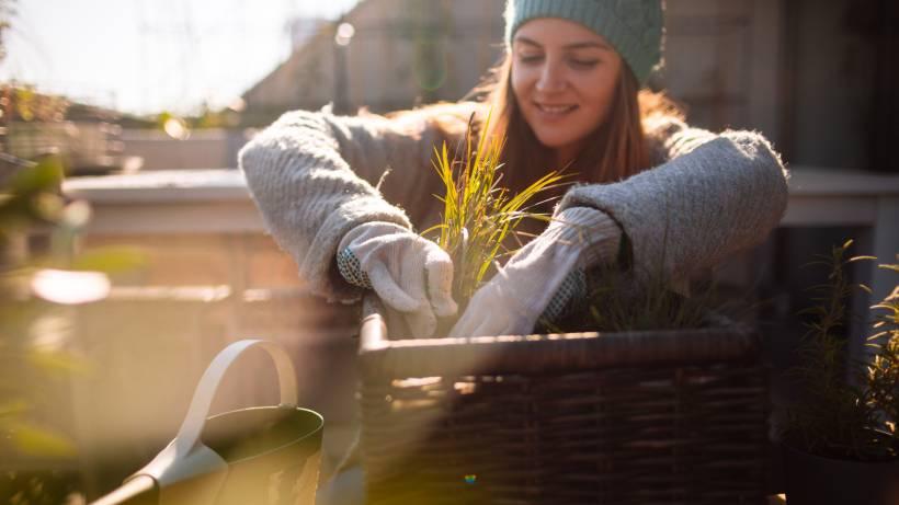 Kalte Jahreszeit 6 Tipps Um Den Balkon Winterfest Zu Machen