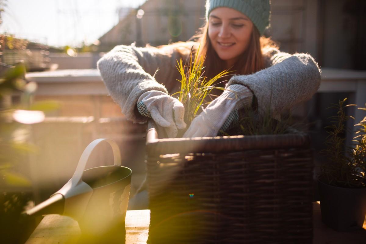 Beliebt Bevorzugt Kalte Jahreszeit: 6 Tipps, um den Balkon winterfest zu machen #DH_98