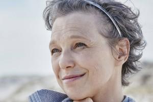 Strähnchen blonden graue aufpeppen haare mit Graue Haare: