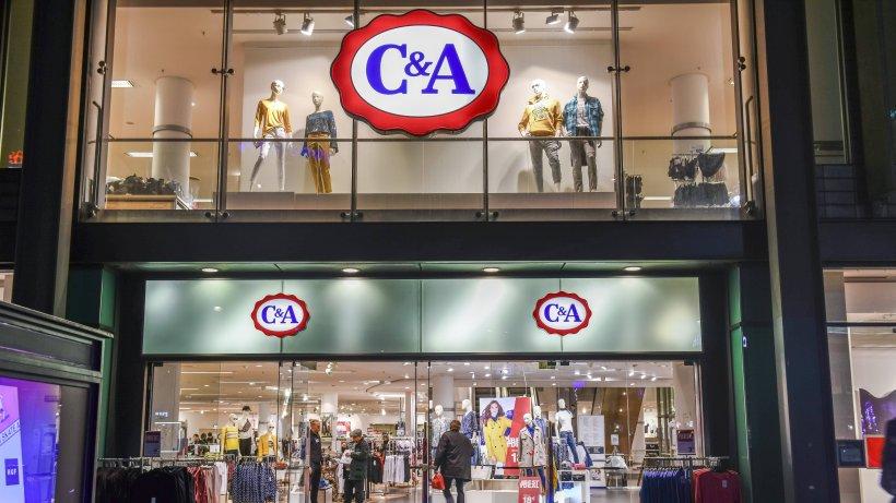 Restrukturierungsprogramm: C&A will Filialen schließen ...