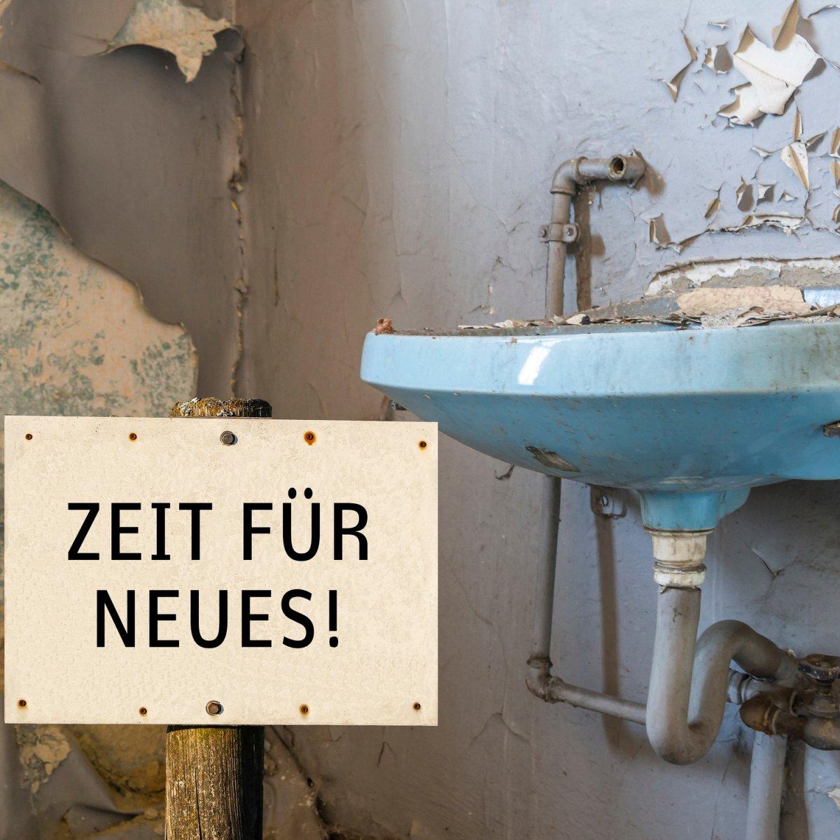 Bad renovieren SO beteiligt sich der Vermieter   bildderfrau.de
