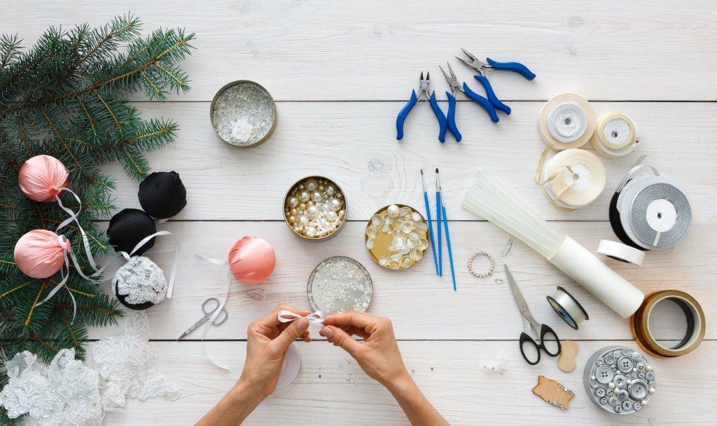 Weihnachtsdeko Basteln: Die Schönsten Bastel-Ideen - Bild Der Frau