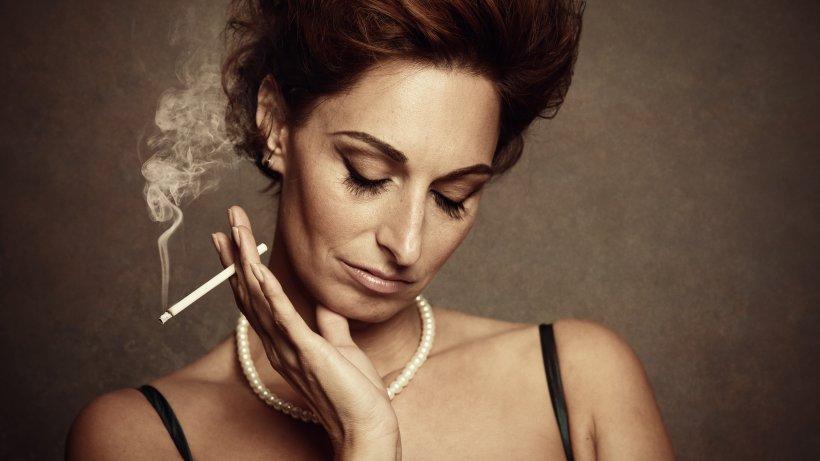 Macht Rauchen Schlank