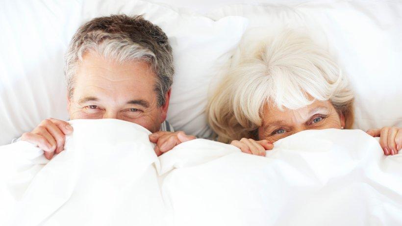 Sex, Lust und Potenz ab 60 - bildderfrau.de