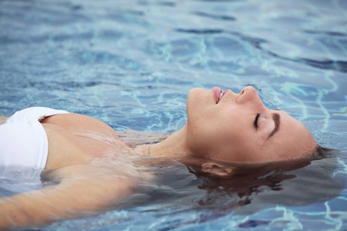 Darf man mit lippenherpes ins schwimmbad
