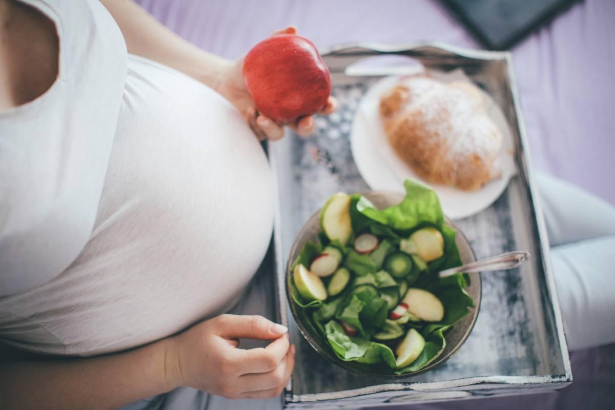 Diät für die Schwangerschaft mit Schwangerschaftsdiabetes