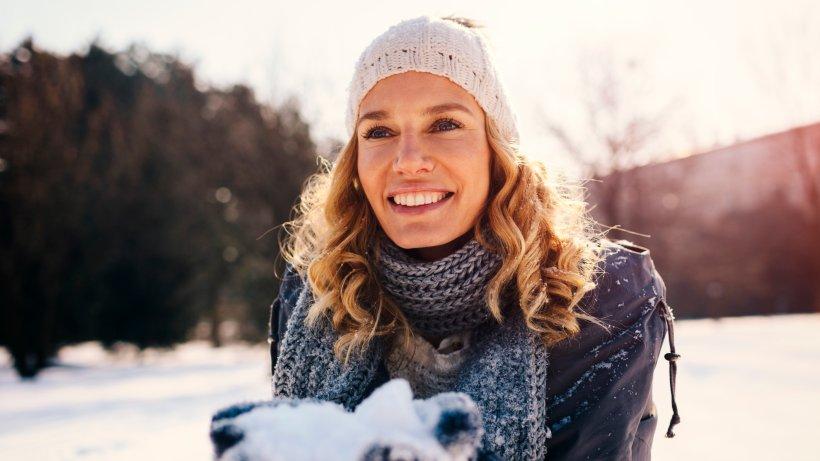 experten tipps das ist die richtige hautpflege im winter bild der frau. Black Bedroom Furniture Sets. Home Design Ideas