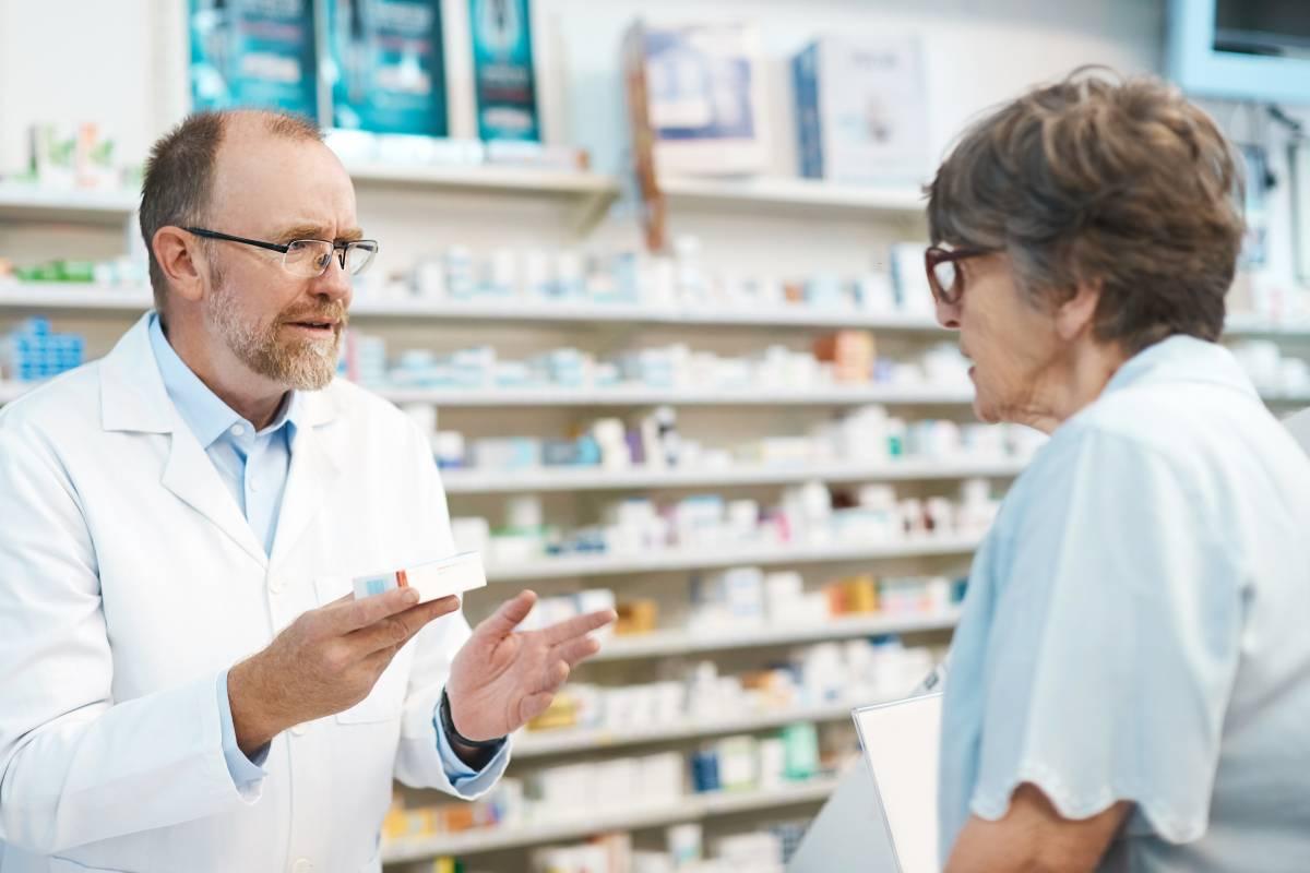Pillen oder Abführmittel zur Gewichtsreduktion