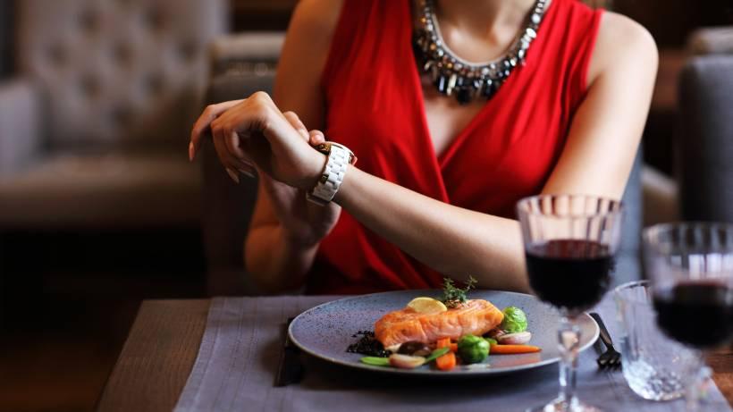 Dass Sie zu Abend essen können, um Gewicht zu verlieren