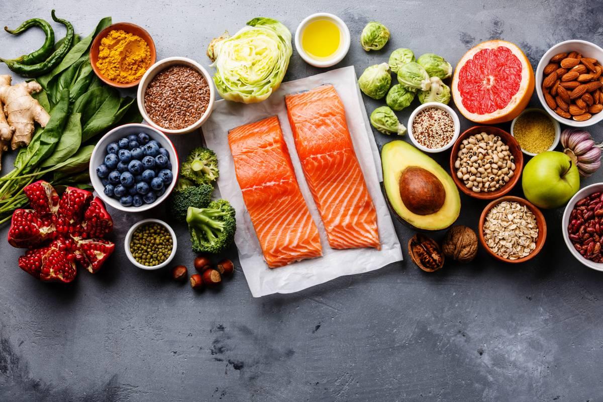 Beste Lebensmittelkombinationen zu dünnem Blut