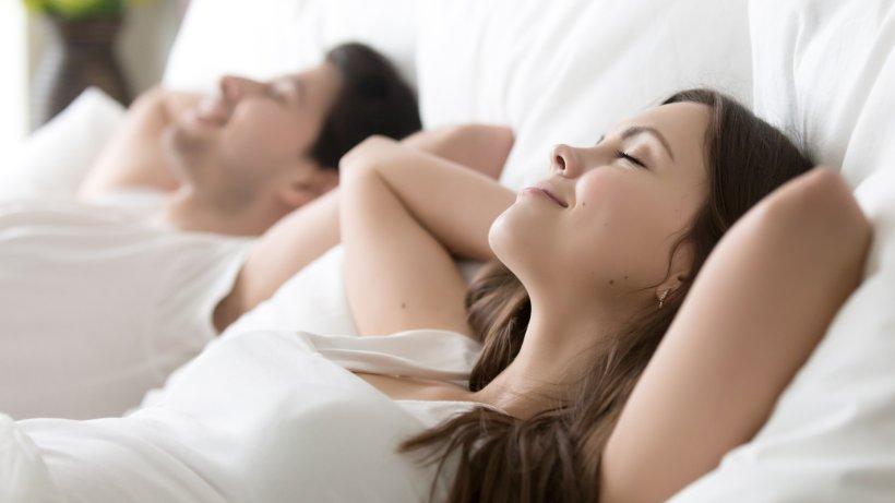 Besser einschlafen dank japanischer Atemtechnik