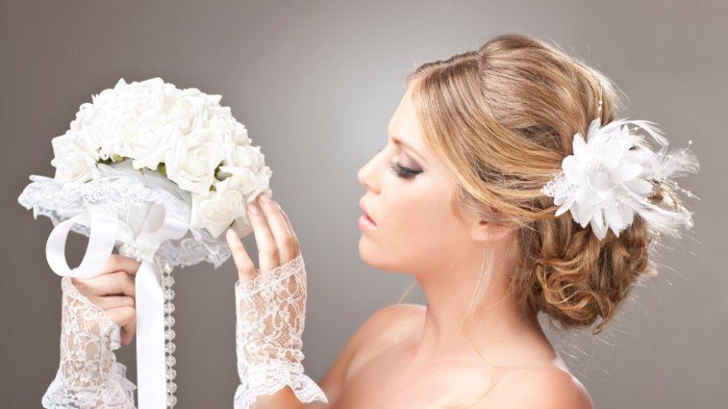 Hochzeitsfrisuren Von Vorne Mittellange Haare