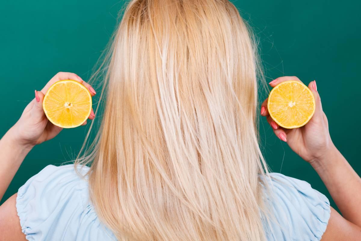 Haare Aufhellen Mit Diesen Hausmitteln Gehts Auch Ohne