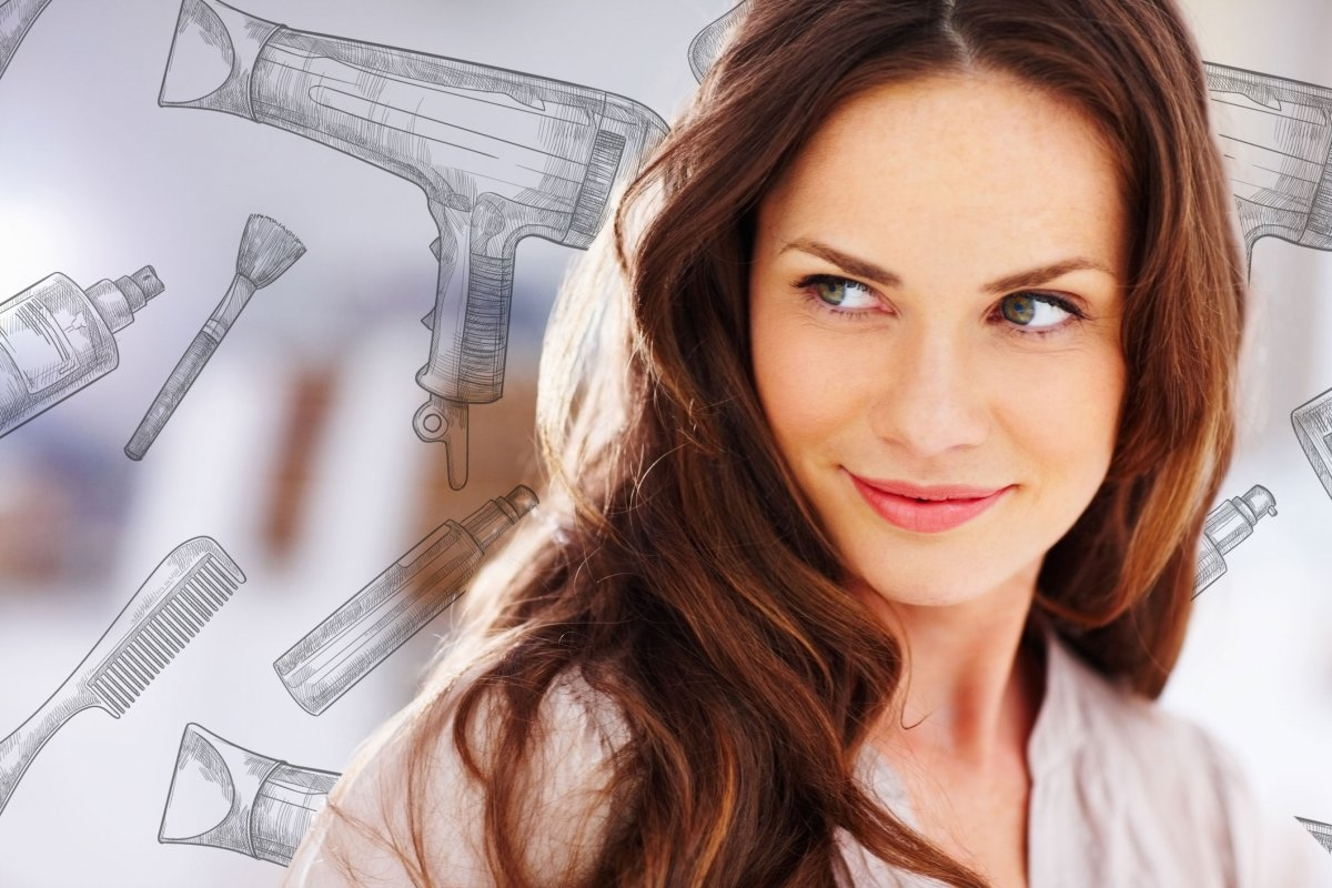 Experten-Tipp: Welche Lockentechnik das Haar am ehesten schont