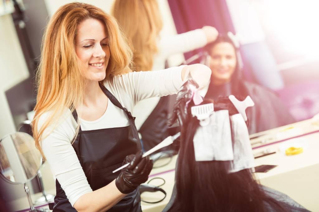 Haarfarben Die Jünger Machen 10 Jahre Jünger Dank Umstyling