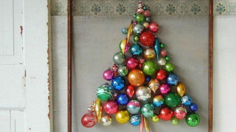 der klassische weihnachtsbaum war gestern 17 alternativen bild der frau. Black Bedroom Furniture Sets. Home Design Ideas