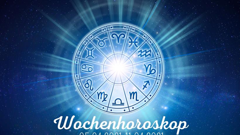 Ihr Wochenhoroskop für den 05.04.2021 bis 11.04.2021
