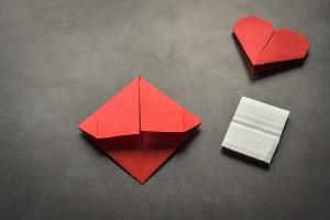 Bevorzugt Hübsches Origami-Herz falten in nur 5 Minuten - bildderfrau.de GM38