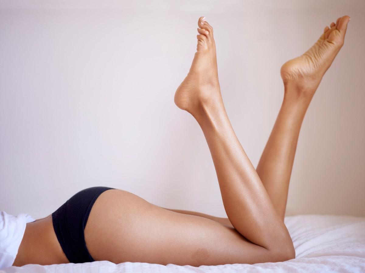 Beine frau muskulöse linksoflondongift.com Waden..: