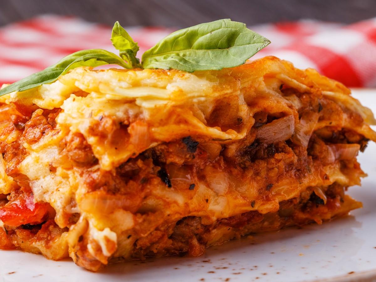 Die besten Lasagne Rezepte   bildderfrau.de