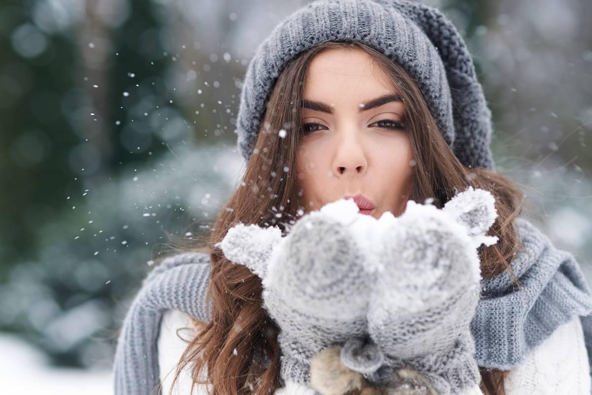 Winter Accessoires Die Besten Frisuren Für Mützen