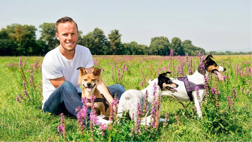 Sebastian Rettet Hunde Aus China Bildderfraude
