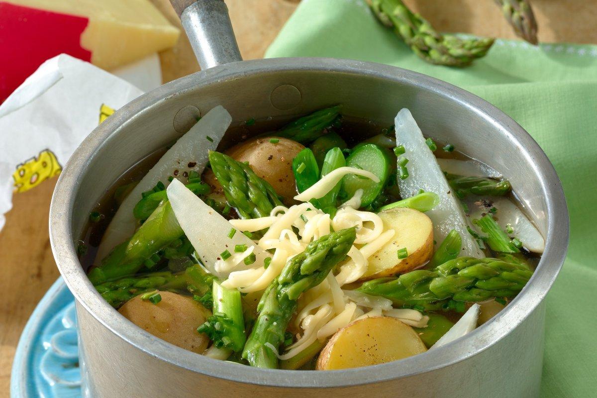 Piemonter Gemüsetopf: Perfekt für Ihre Diät